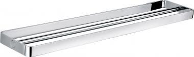 Loft Design Bad Accessoires modern Messing 2er Handtuchstange 60cm