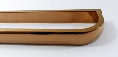 Handtuchstange Messing roségold kupfer