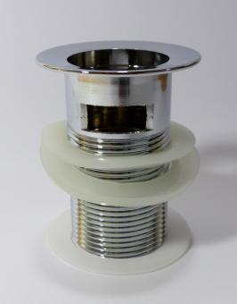 Gewinde mit Überlauf Pop-Up Excenter H80mm