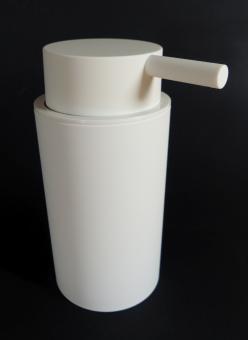 Loft Design Seifenspender Soft Touch weiß