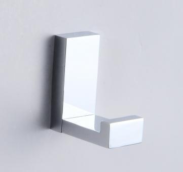 Loft Design Bad Accessoires modern Messing Chrom Handtuchhaken