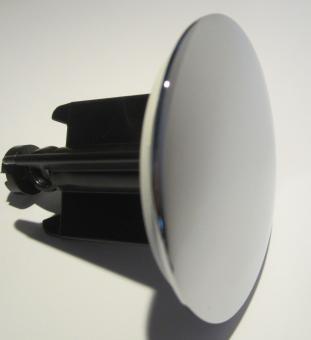 Waschbeckenstöpsel Abflussstöpsel Stöpsel CHROM XL