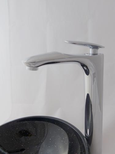 Hohe Bad Waschtisch Armatur Aufsatz Waschbecken