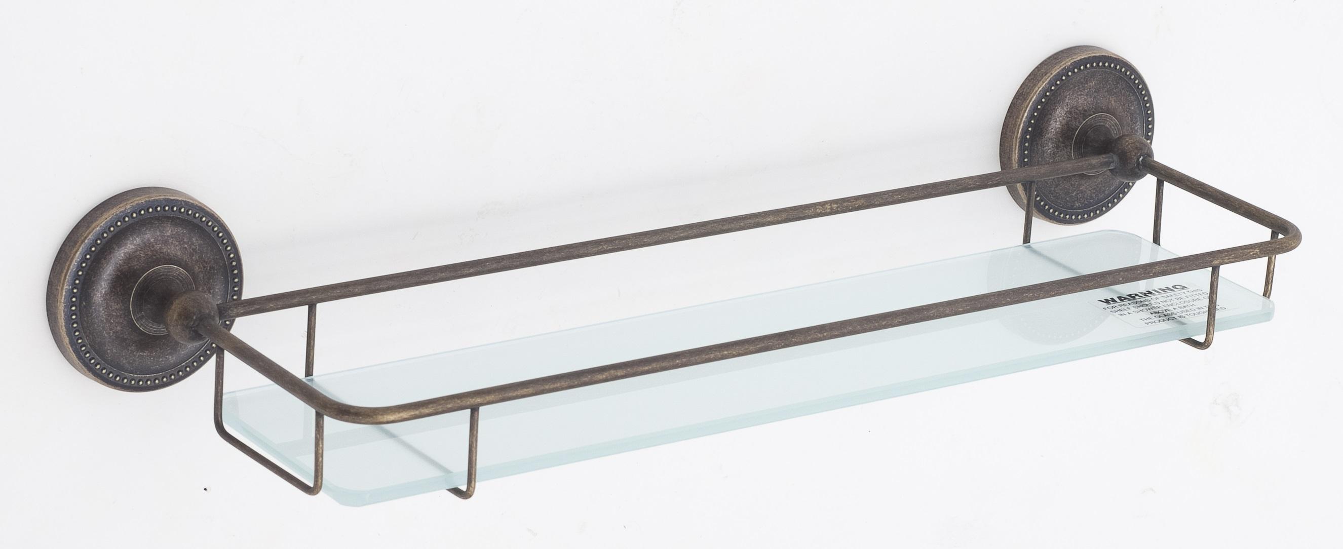 nero badshop bad glasregal messing alt antik geb rstet. Black Bedroom Furniture Sets. Home Design Ideas