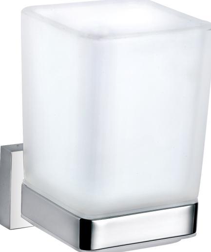 nero badshop loft design bad accessoires modern messing chrom becherhalter online kaufen. Black Bedroom Furniture Sets. Home Design Ideas