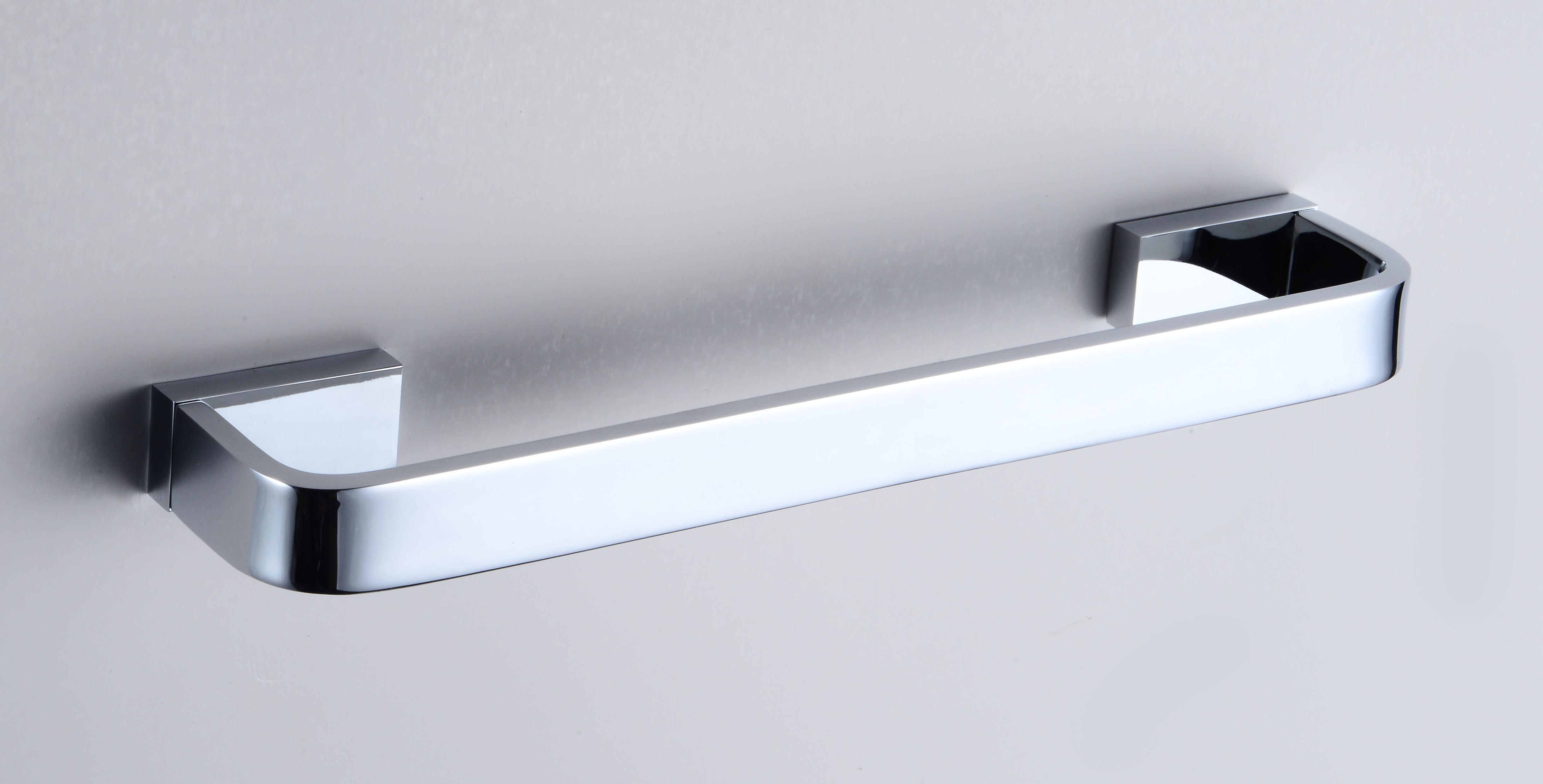 nero badshop loft design bad accessoires eckig 30cm wand. Black Bedroom Furniture Sets. Home Design Ideas