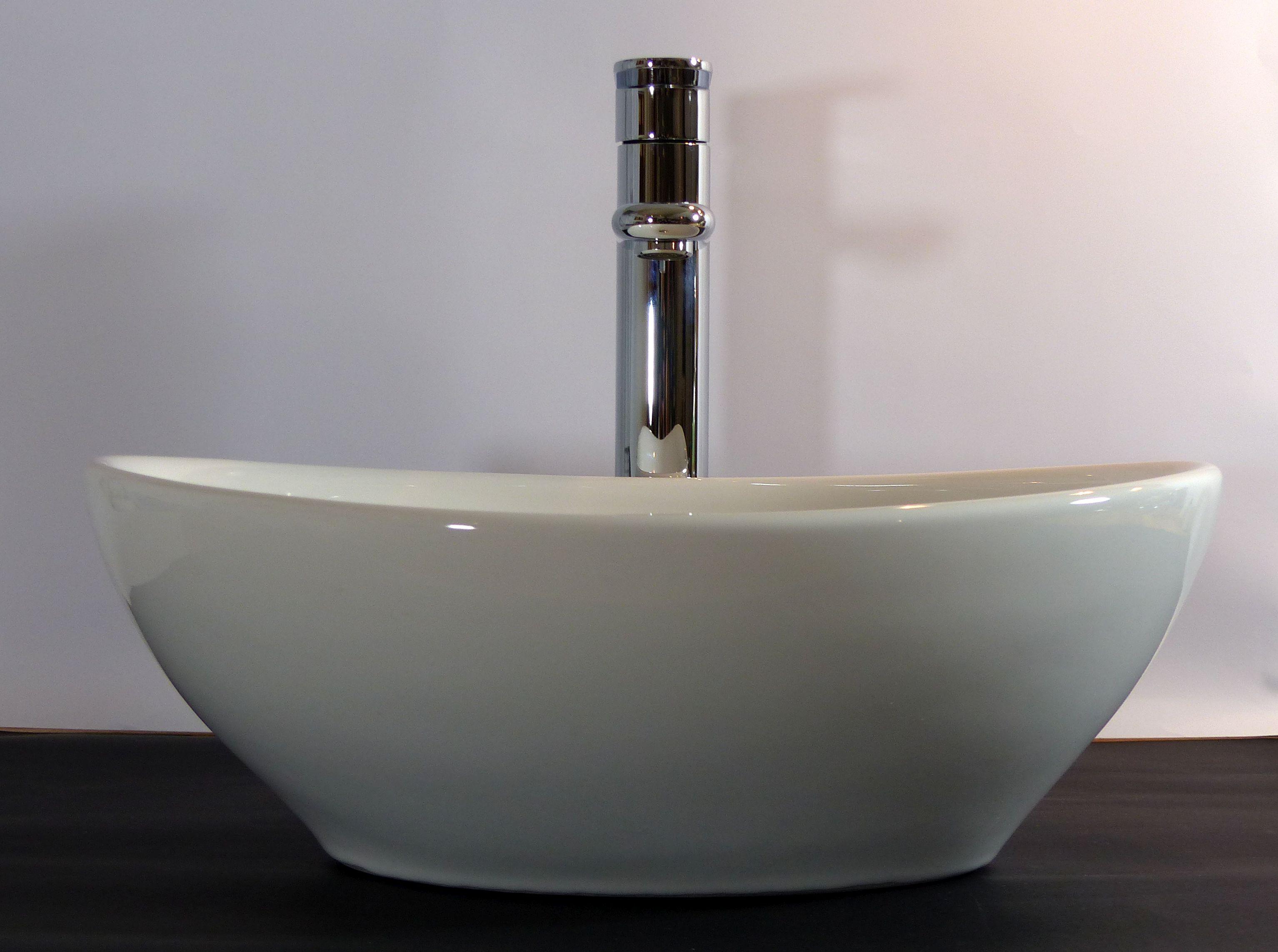 Aufsatzwaschbecken oval mit hahnloch  Aufsatzwaschbecken Gäste Wc Oval | gispatcher.com