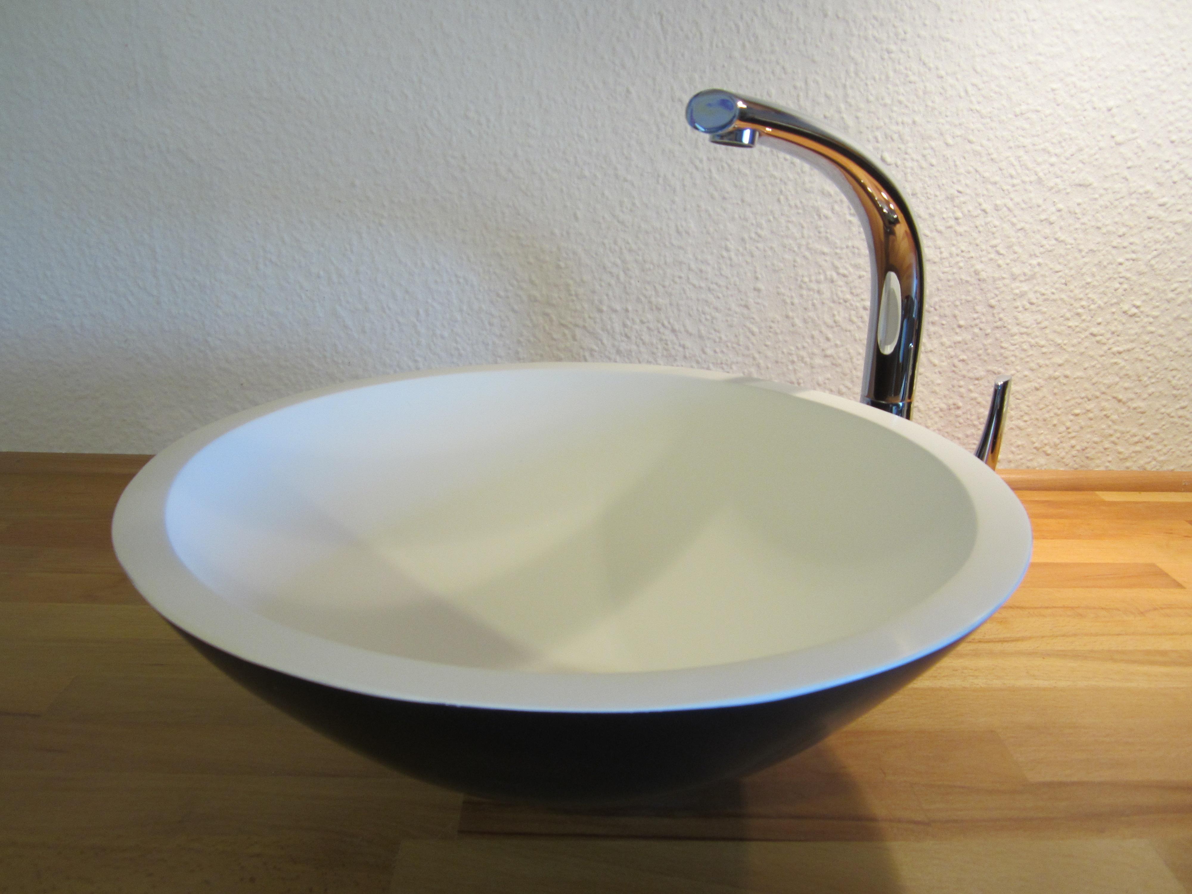 Waschbecken Schwarz Eckig Fabulous Badmbel Flex Kaufen Waschbecken